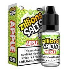 Apple Nicotine Salt by Zillions