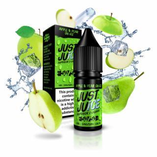 Just Juice Apple & Pear On Ice Regular 10ml