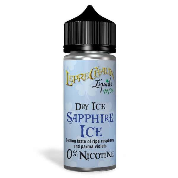 Sapphire Ice Shortfill by Leprechaun
