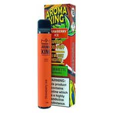 Strawberry Ice Disposable by Aroma King
