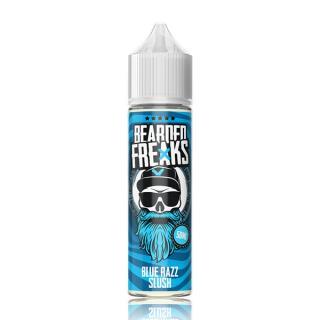 Bearded Freaks Blue Razz Slush Shortfill