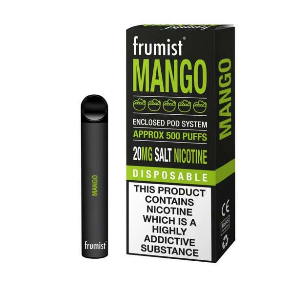 Mango Disposable by Frumist