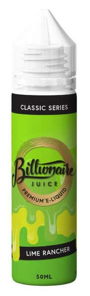 Lime Rancher Shortfill by Billionaire Juice