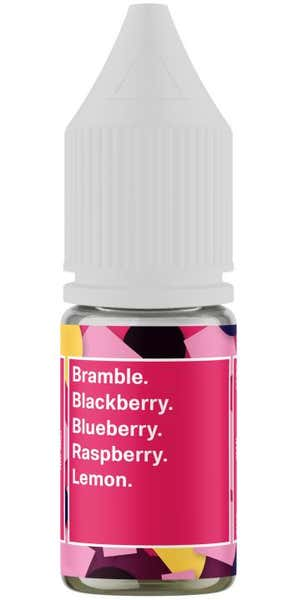 Bramble Nicotine Salt by Supergood