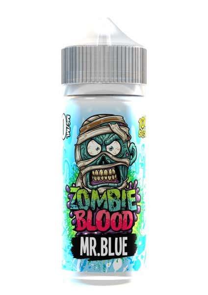 Mr Blue Shortfill by Zombie Blood