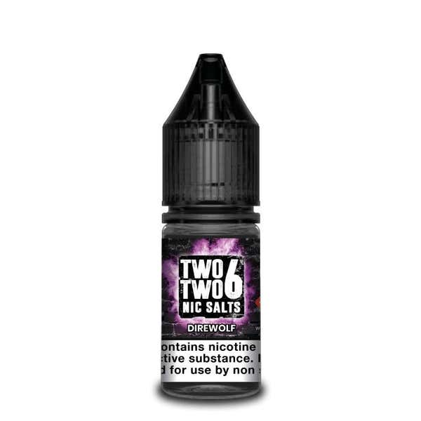 Dire Wolf Nicotine Salt by Two Two 6