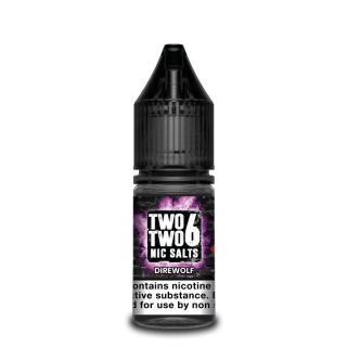 Two Two 6 Dire Wolf Nicotine Salt