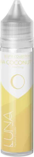 Banana Coconut Cream Shortfill by Luna E Liquids