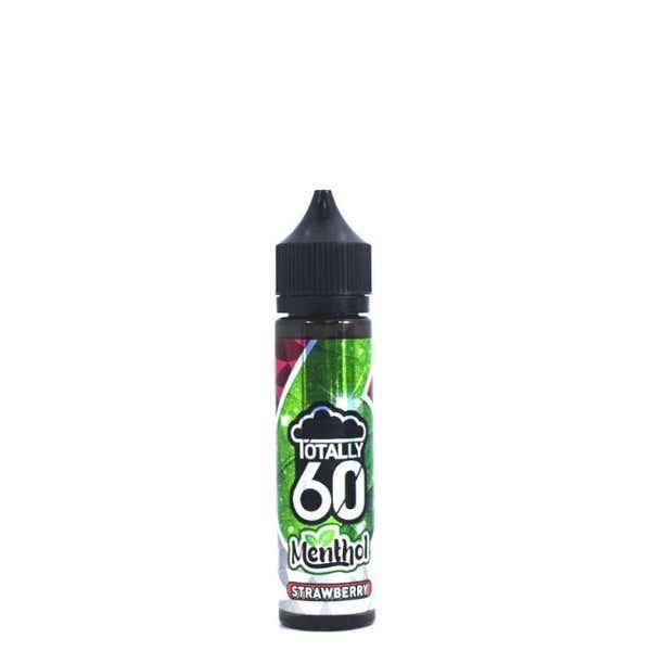 Strawberry Menthol Shortfill by Totally 60