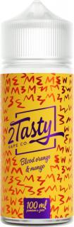 2Tasty Vape Co Blood Orange & Mango Shortfill
