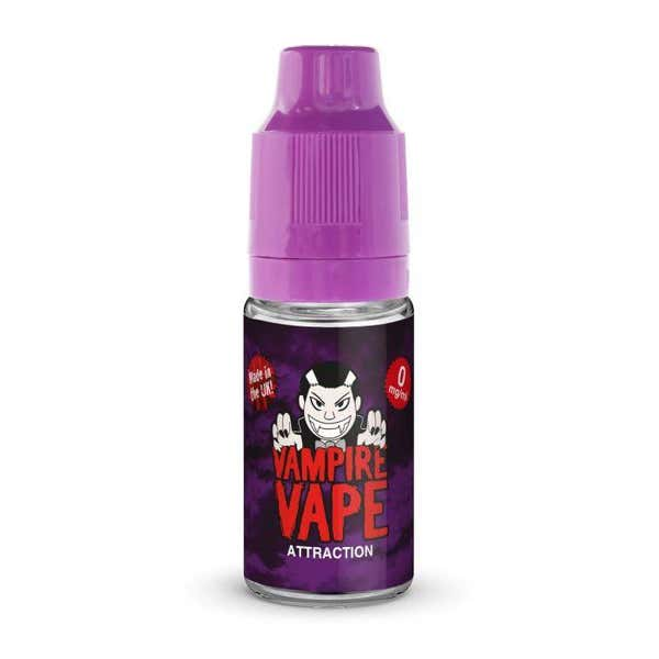 Attraction Regular 10ml by Vampire Vape