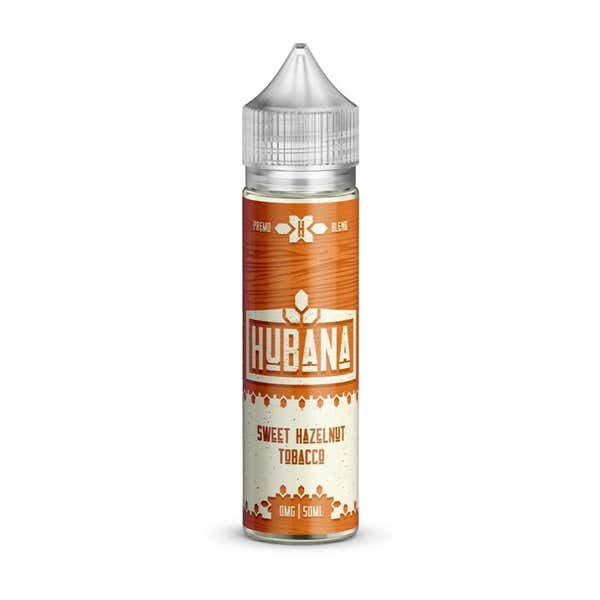 Sweet Hazelnut Tobacco Shortfill by Hubana