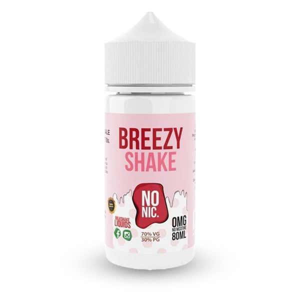 Breezy Shake Shortfill by Milkshake