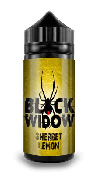Sherbet Lemon Shortfill by Black Widow