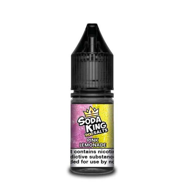 Duo Pink Lemonade Nicotine Salt by Soda King