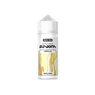 Custard Fusion Vanilla Custard Shortfill