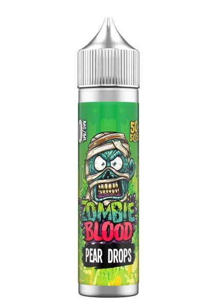 Pear Drops Shortfill by Zombie Blood