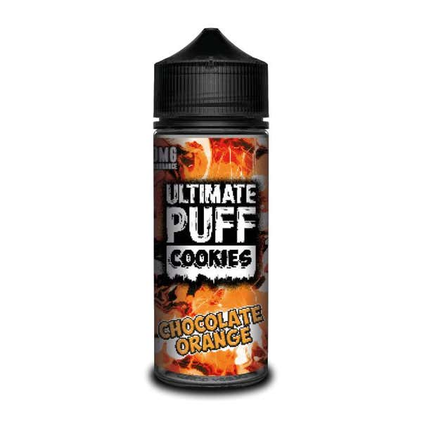 Cookies Chocolate Orange Shortfill by Ultimate Puff