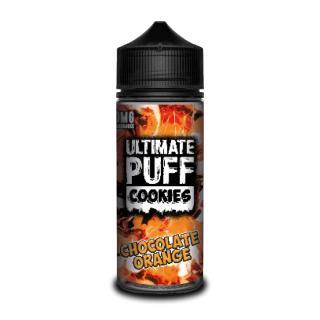 Ultimate Puff Cookies Chocolate Orange Shortfill