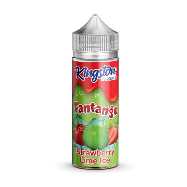 Fantango Strawberry Lime Ice Shortfill by Kingston
