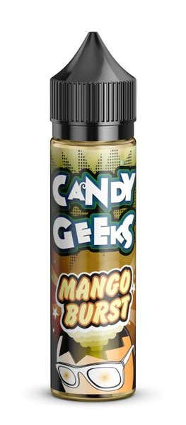 Mango Burst Shortfill by Candy Geeks