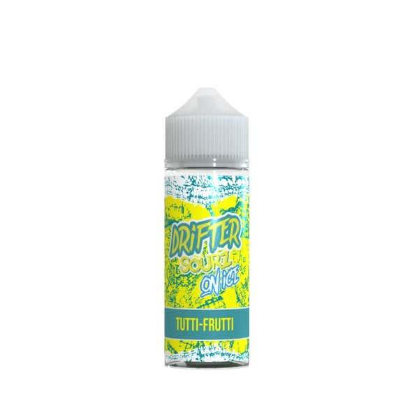 Sour Tutti Frutti On Ice Shortfill by Drifter