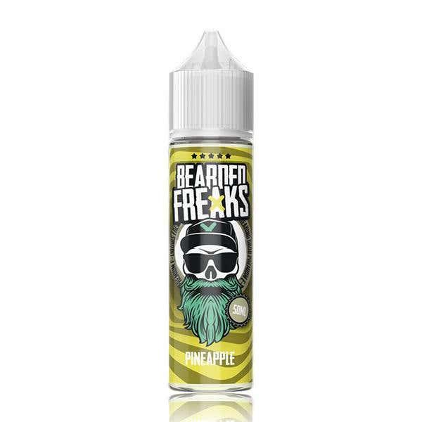 Pineapple Shortfill by Bearded Freaks