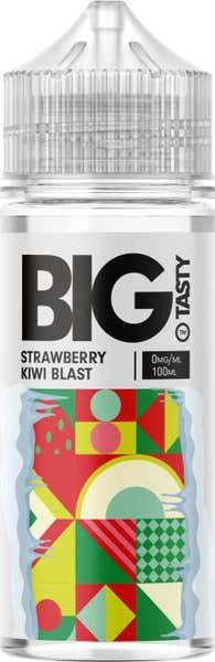 Strawberry Kiwi Blast Shortfill by Big Tasty