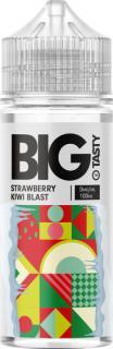 Big Tasty Strawberry Kiwi Blast Shortfill