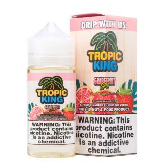 Tropic King Grapefruit Gust Shortfill
