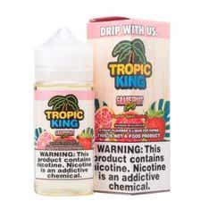Grapefruit Gust Shortfill by Tropic King