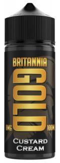Britannia Gold Custard Cream Shortfill