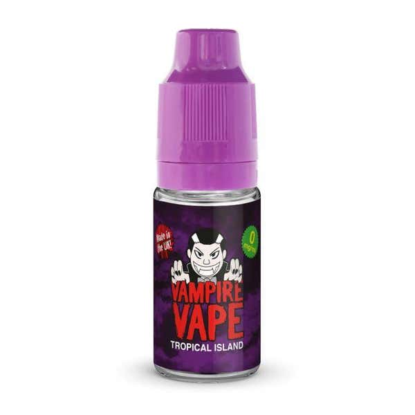 Tropical Island Regular 10ml by Vampire Vape