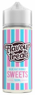 Flavour Treats Blue Raz Bubble Shortfill