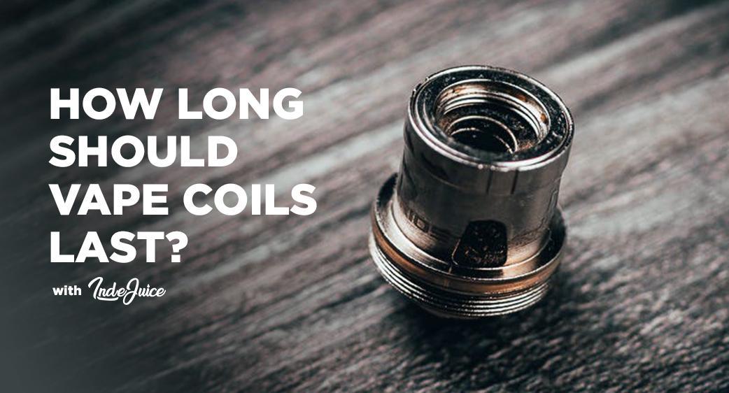 how long should vape coils last
