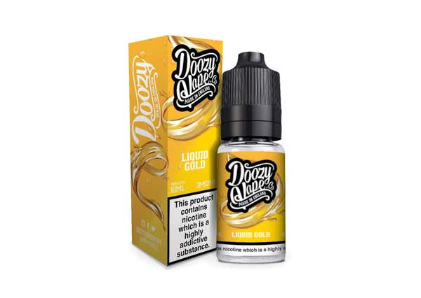 Liquid Gold Regular 10ml by Doozy Vape Co