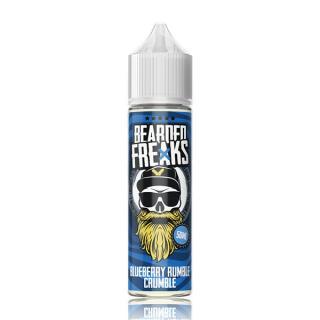 Bearded Freaks Blueberry Rumble Crumble Shortfill