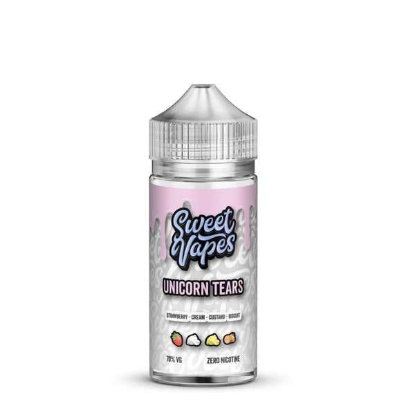 Unicorn Tears Shortfill by Sweet Vapes