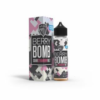 VGOD Iced Berry Bomb Shortfill