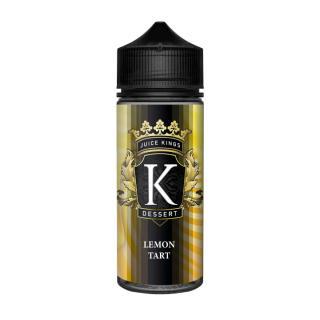 Juice Kings Lemon Tart Shortfill