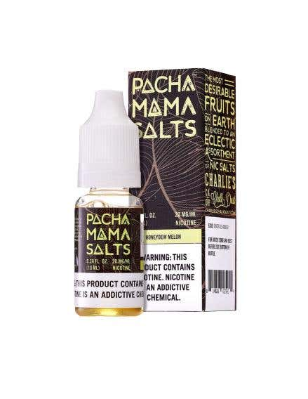 Honeydew Melon Nicotine Salt by Pacha Mama