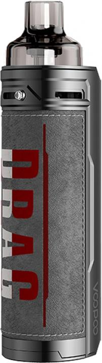 Iron KnightAlloy & Leather Drag X Vape Device by VooPoo