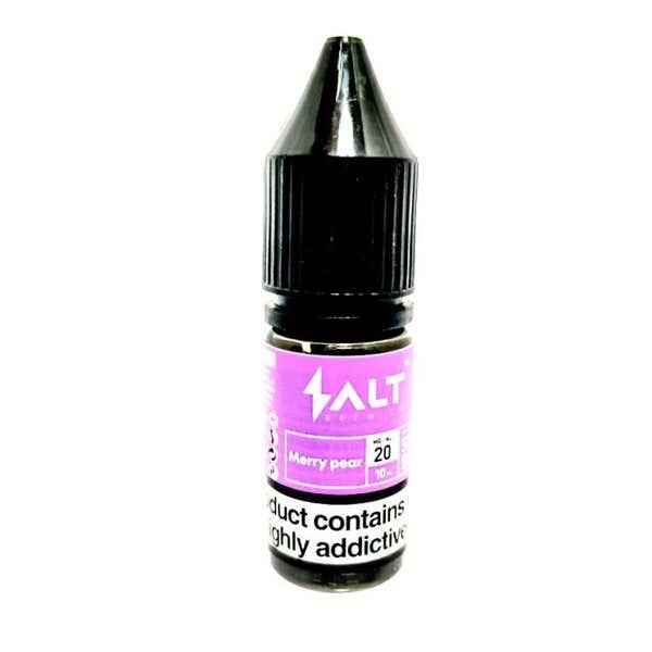 Merry Pear Nicotine Salt by Salt Brew Co
