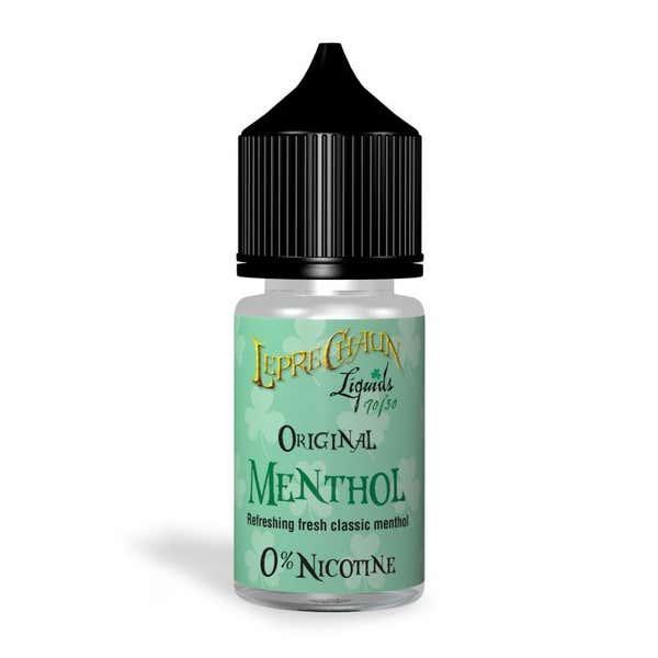 Menthol Shortfill by Leprechaun Liquids