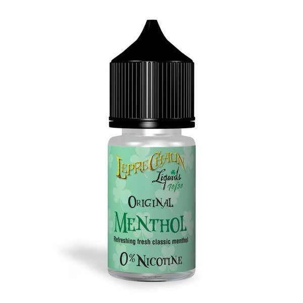 Menthol Shortfill by Leprechaun