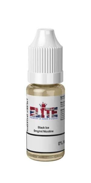 Black Ice Regular 10ml by Elite