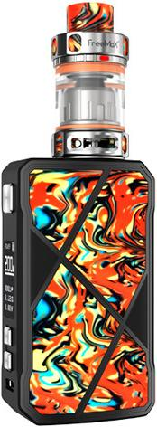OrangeZinc Alloy & Stainless Steel Maxus Vape Device by FreeMax