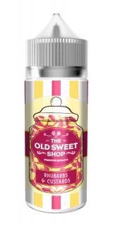 The Old Sweet Shop Rhubarbs & Custard Shortfill