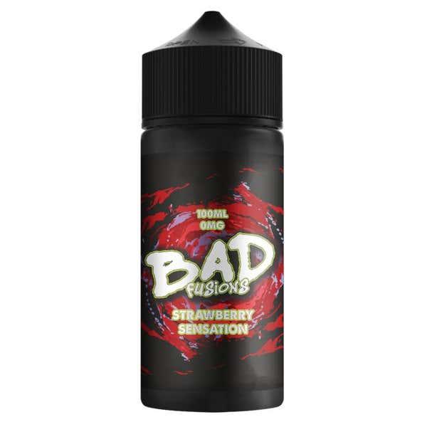 Strawberry Sensation Shortfill by BAD Juice