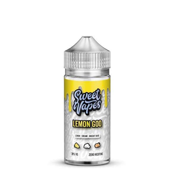 Lemon Goo Shortfill by Sweet Vapes